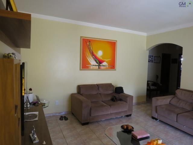 Vendo casa no setor de mansões, 3 quartos / suíte / piscina / churrasqueira / próximo a ca - Foto 6