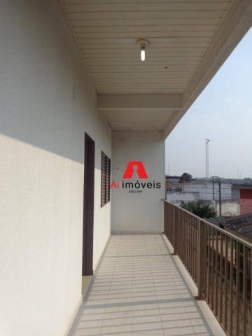 Apartamento com 1 dormitório para alugar, 35 m² por r$ 750,00/mês - conquista - rio branco - Foto 12