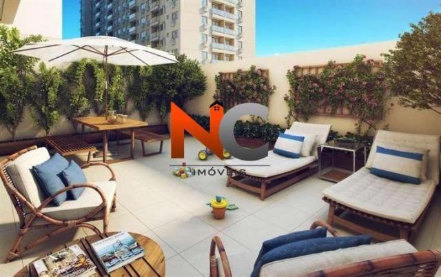 Apartamento com 3 dorms, nobre norte clube residencial - r$ 474 mil. - Foto 8