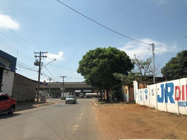 Lote De Esquina No Parque Oeste Industrial - 1.996 Metros - Ótimo Para Galpão - Foto 7