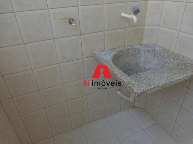 Apartamento com 1 dormitório para alugar, 35 m² por r$ 750,00/mês - conquista - rio branco - Foto 10