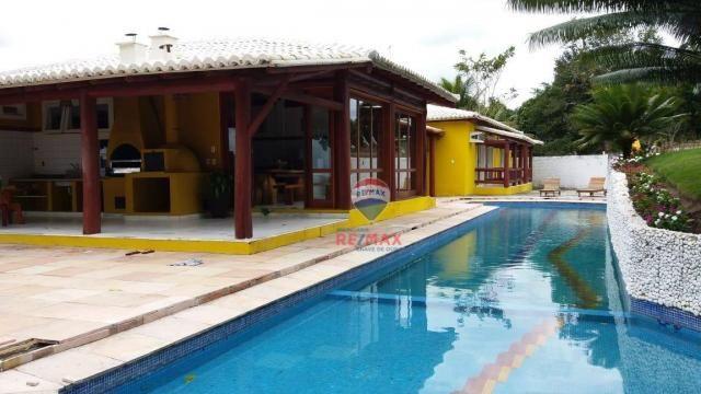 Re/max aluga para temporada casa térreo localizado no distrito de vale verde. - Foto 6