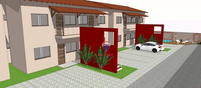 Apartamento com 2 dormitórios à venda, 65 m² por r$ 165.000,00 - cambolo - porto seguro/ba - Foto 8