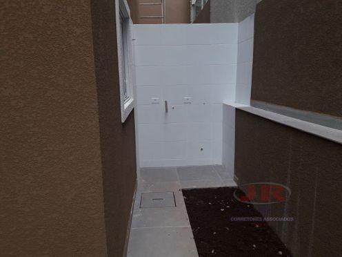 Casa à venda com 3 dormitórios em Atuba, Curitiba cod:SB208 - Foto 14