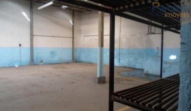 Galpão para alugar, 1439 m² por r$ 7.800,00/mês - jardim egle - são paulo/sp - Foto 9