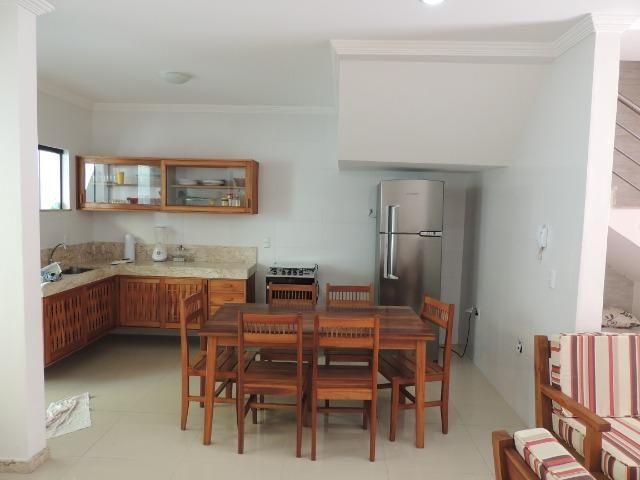 Casa Duplex mobiliada muito confortável a 150 metros da Praia de Taperapuan!! - Foto 9