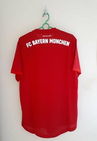 Camisa Bayern de Munique Home 2019 / 2020 - Foto 3