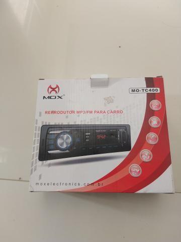 Rádio para carro com usb