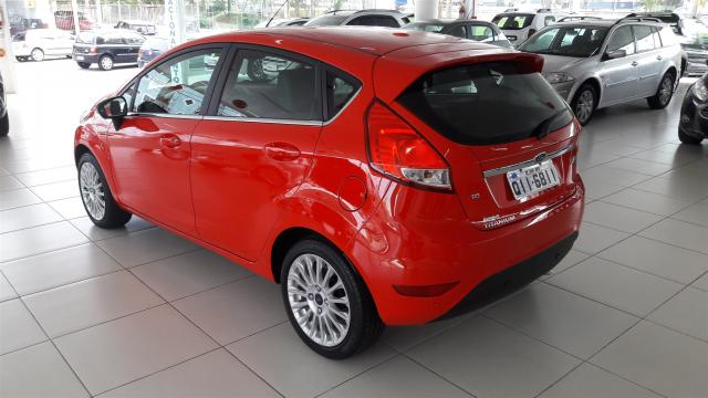 New Fiesta Titanium Automatico - 2017 - Foto 4