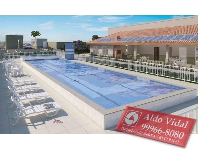 ARV109- Apartamento 2 Q + 1 Múltiplo Uso no Vista do Horizonte, J.Limoeiro , Serra E.S - Foto 10