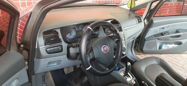 Fiat Linea 1.9 16v Dualogic (flex) Completo - Foto 6