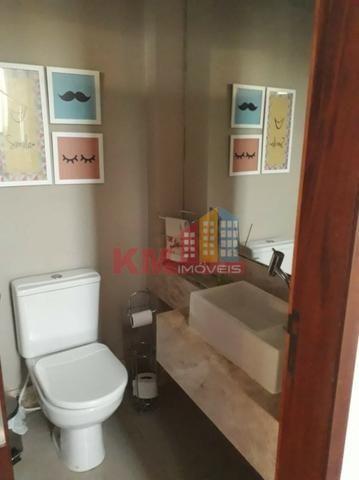 Aluga-se casa alto padrão com piscina no Ninho residencial - KM IMÓVEIS - Foto 5