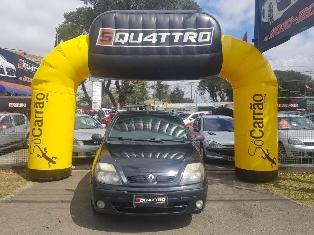 Renault - Scenic 1.6 Rxe - Repasse - Financio 100% - Foto 10