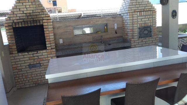 Apartamento para alugar com 3 dormitórios em Lagoa nova, Natal cod:LA-11237 - Foto 18