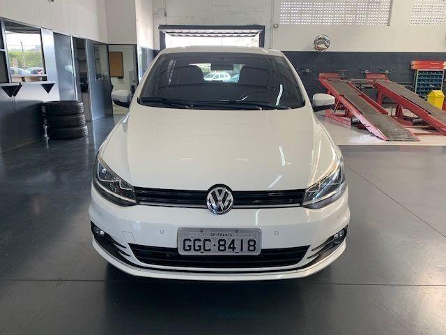 Volkswagen Fox comfortline 4P