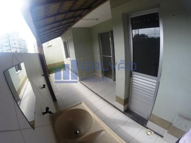 JG. Apartamento de 2 quartos com quintal em Colina de Laranjeiras - Foto 7
