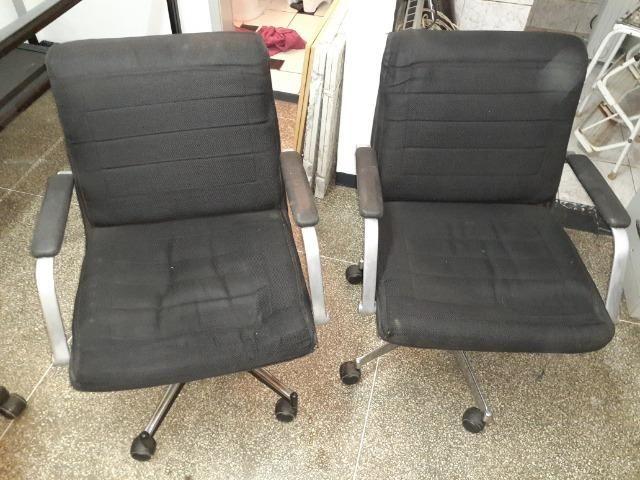 Cadeira giratória para escritório - Foto 2