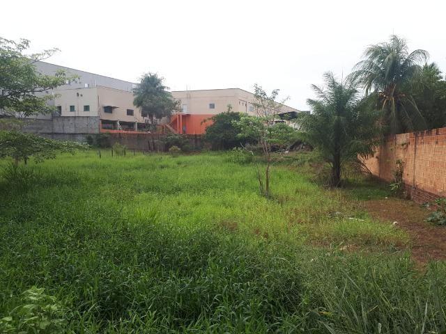 Vendo área escriturada no centro da Cidade Nova, próximo ao aeroporto colado ao Mix Mateus - Foto 5