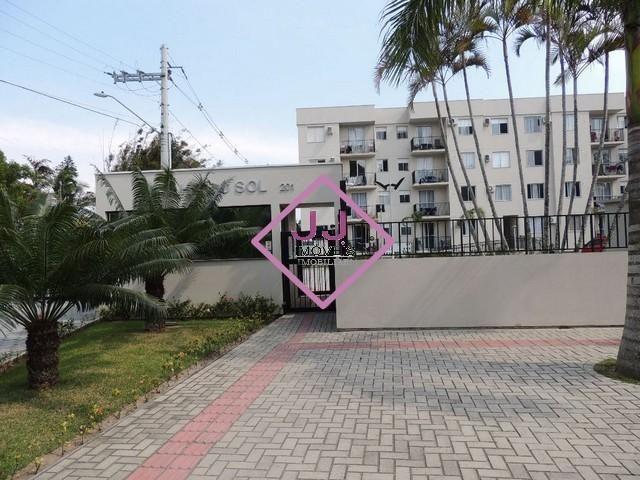 Apartamento à venda com 2 dormitórios em Vargem do bom jesus, Florianopolis cod:18122