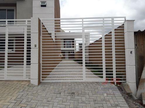 Casa à venda com 3 dormitórios em Atuba, Curitiba cod:SB208 - Foto 4