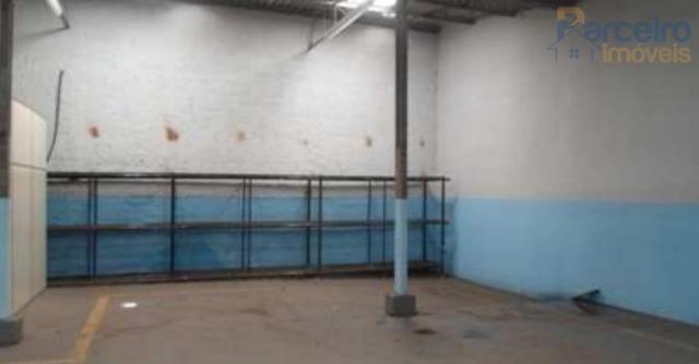 Galpão para alugar, 1439 m² por r$ 7.800,00/mês - jardim egle - são paulo/sp - Foto 15