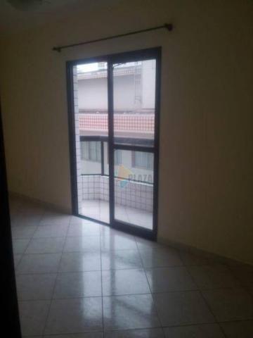 Apartamento com 2 dormitórios para alugar, 1 m² por R$ 1.800,00/mês - Vila Guilhermina - P - Foto 16