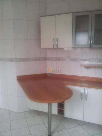 Apartamento com 2 dormitórios para alugar, 1 m² por R$ 1.800,00/mês - Vila Guilhermina - P - Foto 11