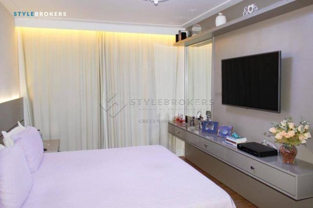 Apartamento com 3 dormitórios à venda, 194 m² por R$ 1.650.000,00 - Duque de Caxias II - C - Foto 17