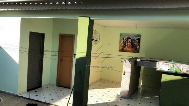Casa com 3 dormitórios à venda, 180 m² por R$ 250.000 - Residencial Noise Curvo de Arruda  - Foto 10