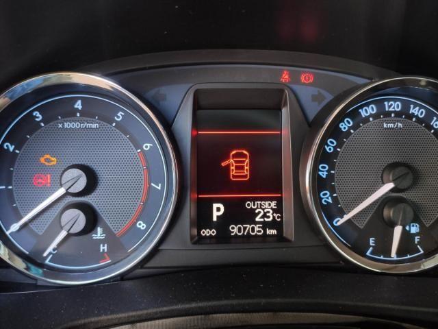 Toyota Corolla XEi 2.0 16V CVT Flex 154CV 4x2 4P - Foto 7