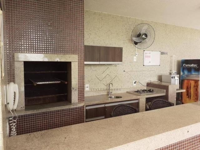 Apartamento no Edifício Cuiabá Central Parque com 3 dormitórios à venda, 107 m² por R$ 630 - Foto 4