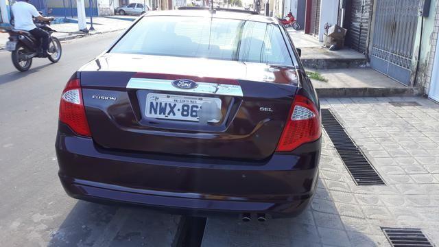Ford Fusion 2.5 SEL 2011 com teto solar - Foto 4