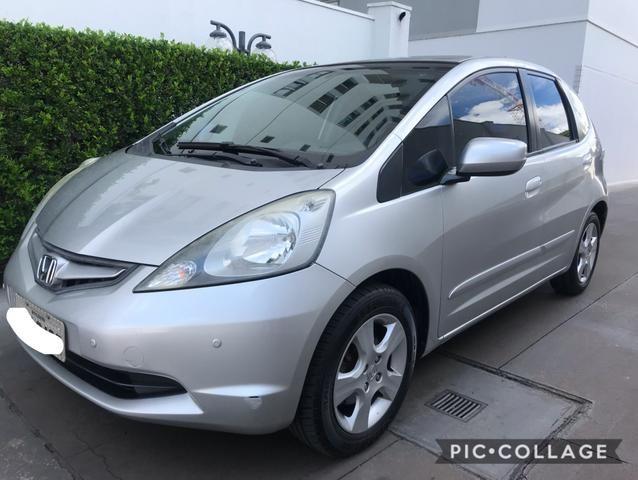 CARRO LINDO, SUPER CONSERVADO - Veículo Honda Fit, Automático, Flex