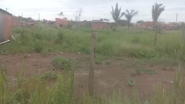 Vendo uma casa com dois terrenos