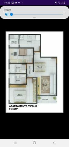 Apartamento no condomínio Golden, 600 MTS mercado Assaí - Foto 4