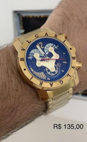 Super promoção de relógios a pronta entrega em São Luís.
