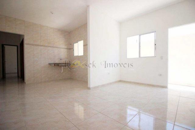 Casa à venda com 2 dormitórios em Jardim magalhães, Itanhaém cod:381 - Foto 2