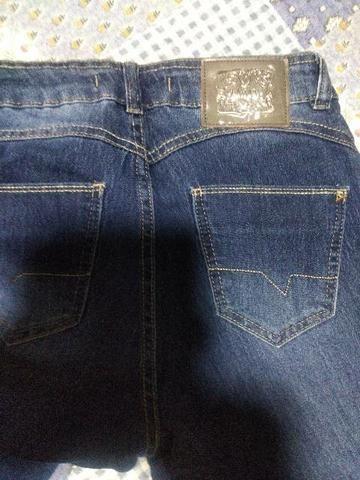 Calça jeans Biotipo Feminina Melissa n42 nova - Foto 3