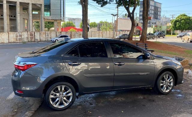 Toyota Corolla 2.0 XEI Cinza 2018/2019 - Novíssimo - Foto 6