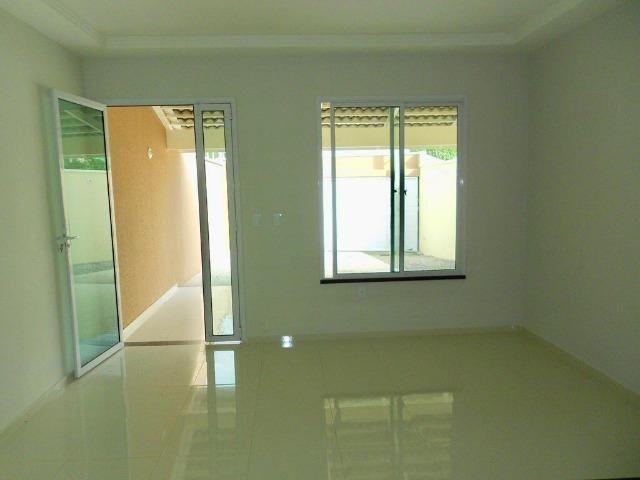 Casa Plana Nascente com 98 m² e 3 Suítes na Messejana - Foto 8