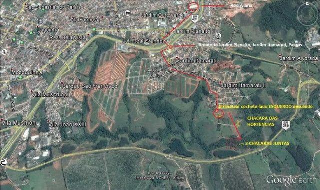 Lote, terreno, área 1600m2, São Sebastião do Paraíso MG - Foto 2
