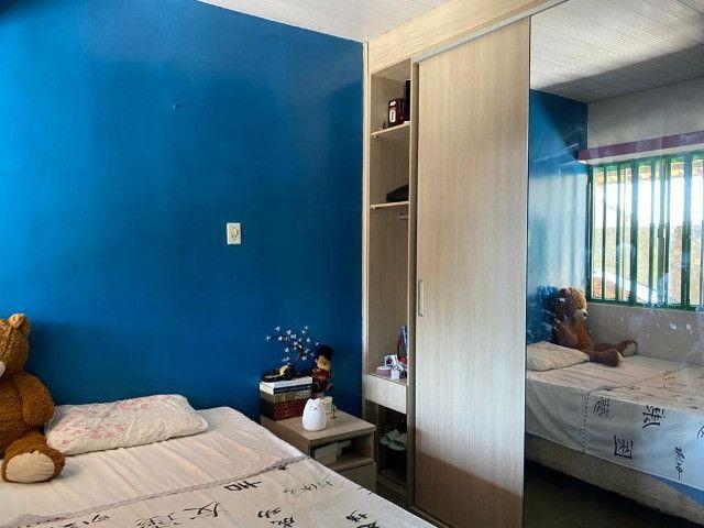 Casa no Julio Sefer, 3/4 sendo 01 suíte, muito ventilada, garagens - Foto 12