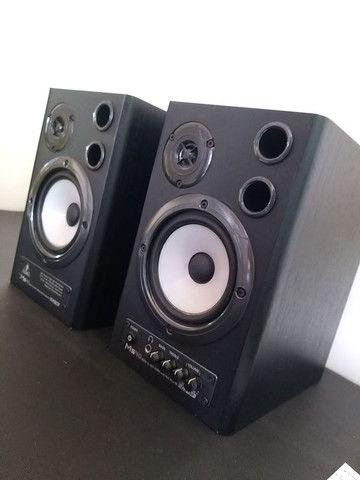 (Par) Monitores de Estúdio Behringer Ms40 - Caixa de som - Foto 2