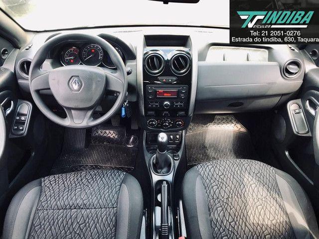 Renault Duster 1.6 44.900,00 Entrada+parcelas fixas de 950.  - Foto 4