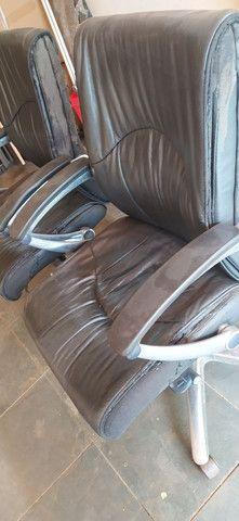 Cadeiras executivas - Foto 4