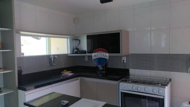 Casa com 3 dormitórios à venda, 180 m² por R$ 420.000,00 - Loteamento Praia Bela - Pitimbú - Foto 8