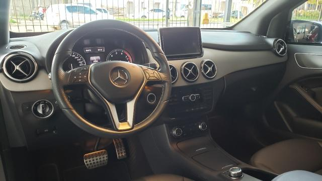 Mercedes B 200 Sport 1.6 T 4P - Foto 17