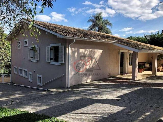 Casa com 5 dormitórios para alugar, 243 m² - Vila Santo Antônio - Cotia/SP - Foto 3