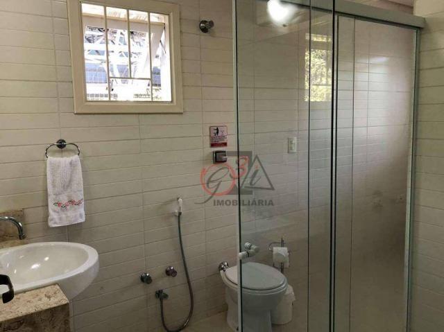 Casa com 5 dormitórios para alugar, 243 m² - Vila Santo Antônio - Cotia/SP - Foto 17
