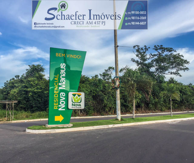 Transferência lote nova Manaus 16 mil